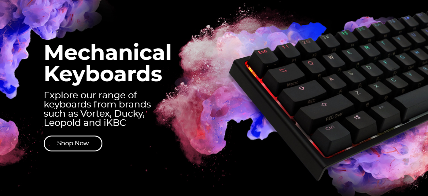 Mechanical Keyboards Keycaps Headsets Gaming Mice